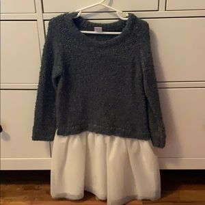 Worn once girls dress size 5T